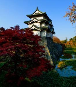 Hirosaki Castle Jigsaw Puzzle