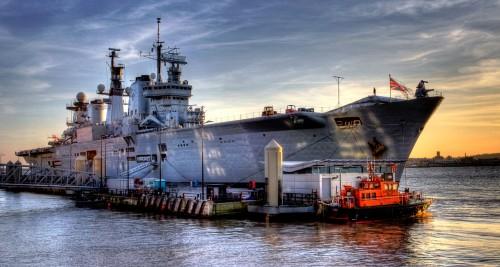 HMS Illustrious Jigsaw Puzzle