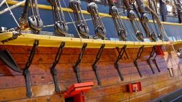 HMS Endeavour Hull