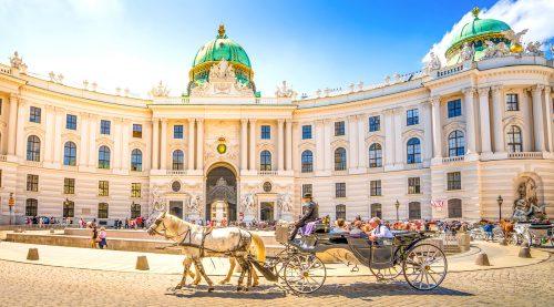 Hofburg Palace Jigsaw Puzzle