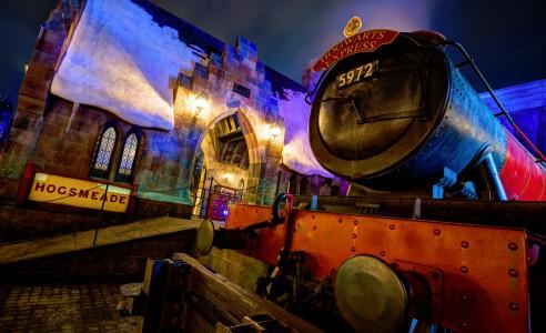 Hogwarts Express Jigsaw Puzzle