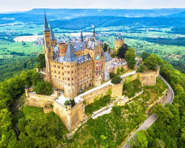 Hohenzollern Castle Jigsaw Puzzle
