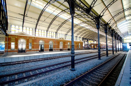Hollands Spoor Station Jigsaw Puzzle
