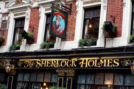 Holmes Pub Jigsaw Puzzle