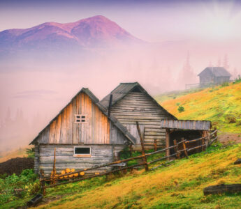 Home and Barn Jigsaw Puzzle
