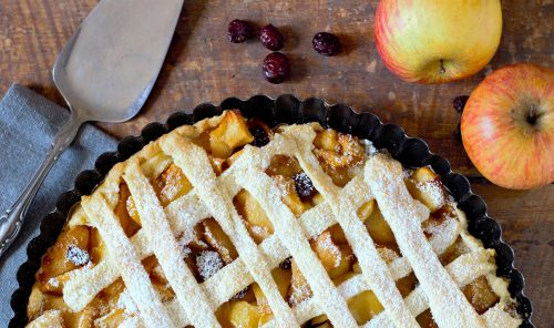 Homemade Apple Pie Jigsaw Puzzle