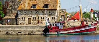 Honfleur Dock