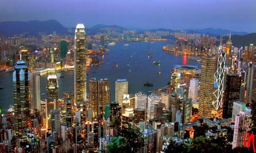 Hong Kong Jigsaw Puzzle