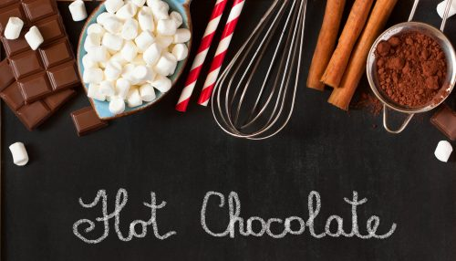 Hot Chocolate Jigsaw Puzzle