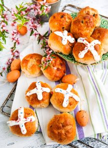 Hot Cross Buns Jigsaw Puzzle