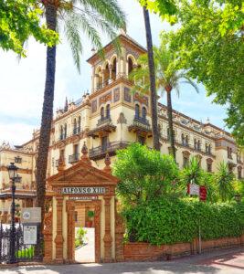 Hotel Alfonso XIII Jigsaw Puzzle