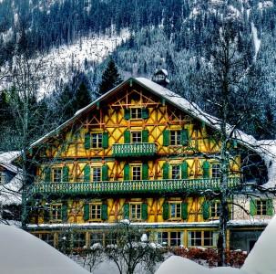 Hotel Bayrisches Haus Jigsaw Puzzle