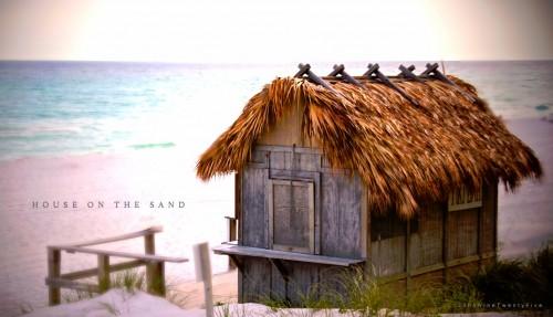 House on the Sand Jigsaw Puzzle