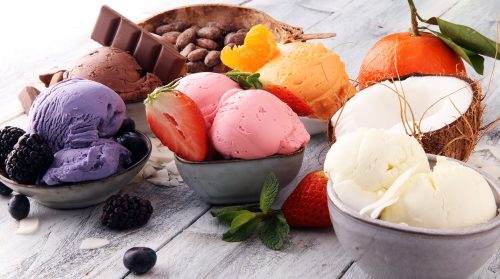 Ice Cream Flavors Jigsaw Puzzle