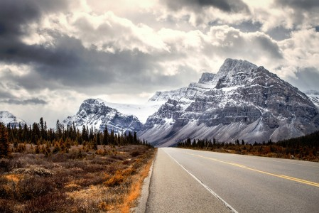 Icefields Parkway Jigsaw Puzzle
