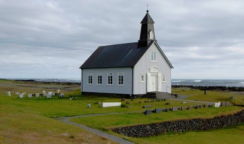 Iceland Church Jigsaw Puzzle