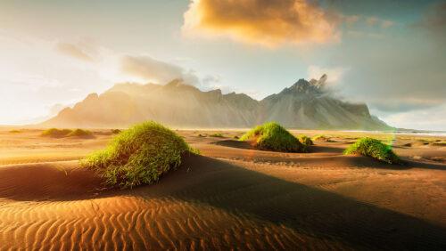Iceland Desert Jigsaw Puzzle