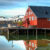 Iceland Fish House Jigsaw Puzzle