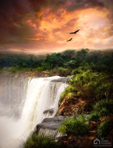Iguazu Falls Jigsaw Puzzle