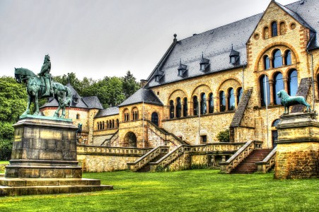 Imperial Palace of Goslar Jigsaw Puzzle