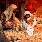 In the Manger
