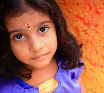 Indian Child Jigsaw Puzzle