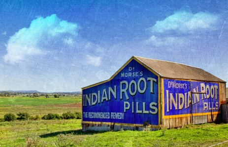 Indian Root Pills Jigsaw Puzzle