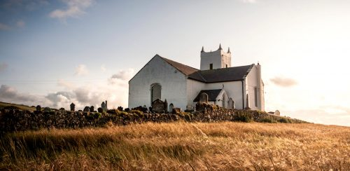 Irish Church Jigsaw Puzzle