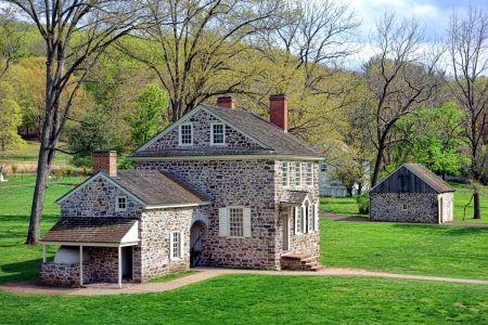 Issac Potts House Jigsaw Puzzle