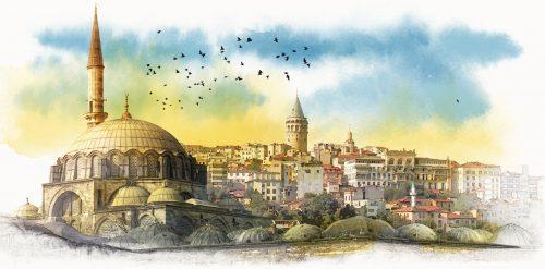 Istanbul Jigsaw Puzzle