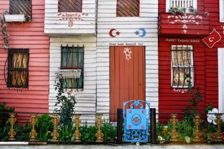 Istanbul Facades Jigsaw Puzzle