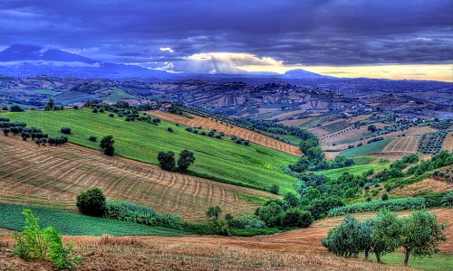 Italian Countryside Jigsaw Puzzle