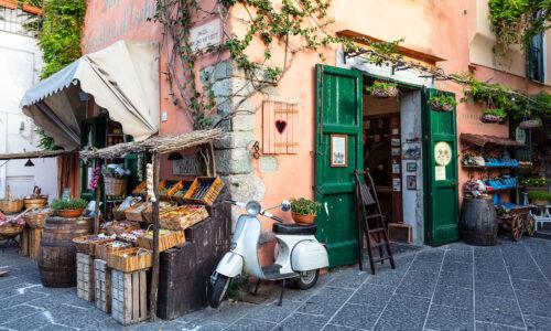 Italian Grocery Jigsaw Puzzle