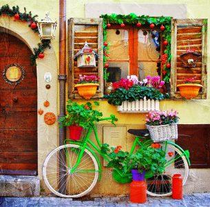Italian Shop Jigsaw Puzzle