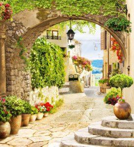Italian Street Jigsaw Puzzle