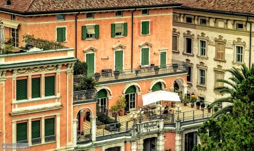 Italian Terraces Jigsaw Puzzle