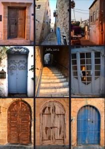 Jaffa Doors Jigsaw Puzzle