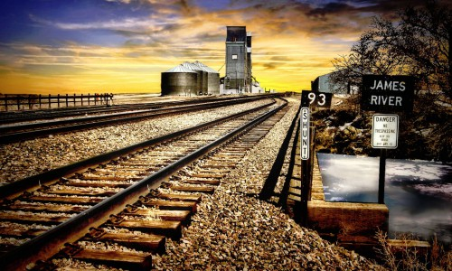 James River Jigsaw Puzzle
