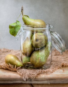 Jarred Pears Jigsaw Puzzle