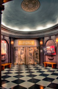 Jefferson Theater Jigsaw Puzzle