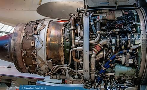 Jet Engine Jigsaw Puzzle