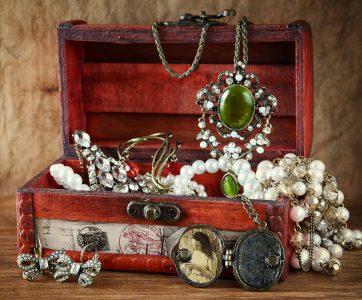 Jewelry Box Jigsaw Puzzle