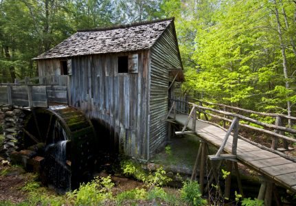 John Cable Mill Jigsaw Puzzle