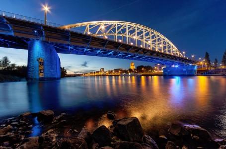 John Frost Bridge Jigsaw Puzzle