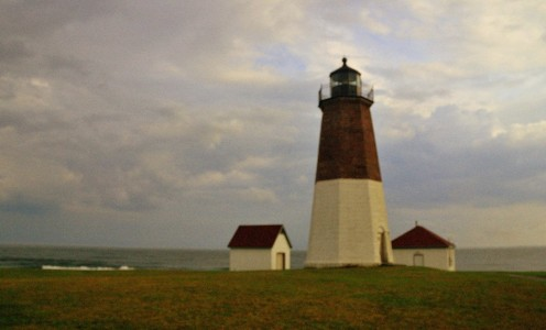 Judith Point Lighthouse Jigsaw Puzzle