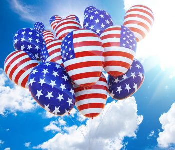 July 4th Balloons Jigsaw Puzzle