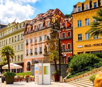 Karlovy Vary Jigsaw Puzzle