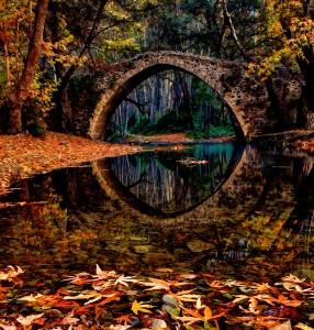 Kefalos Bridge Jigsaw Puzzle