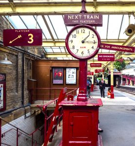 Keighley Station Jigsaw Puzzle