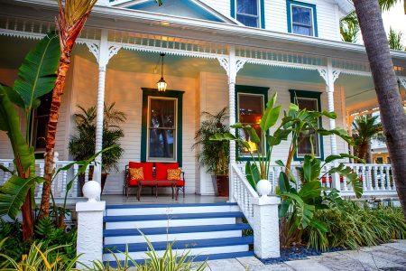 Key West Porch Jigsaw Puzzle